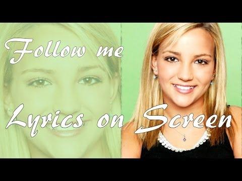Jamie Lynn Spears - Follow me [Zoey 101 Song] - Lyrics on screen