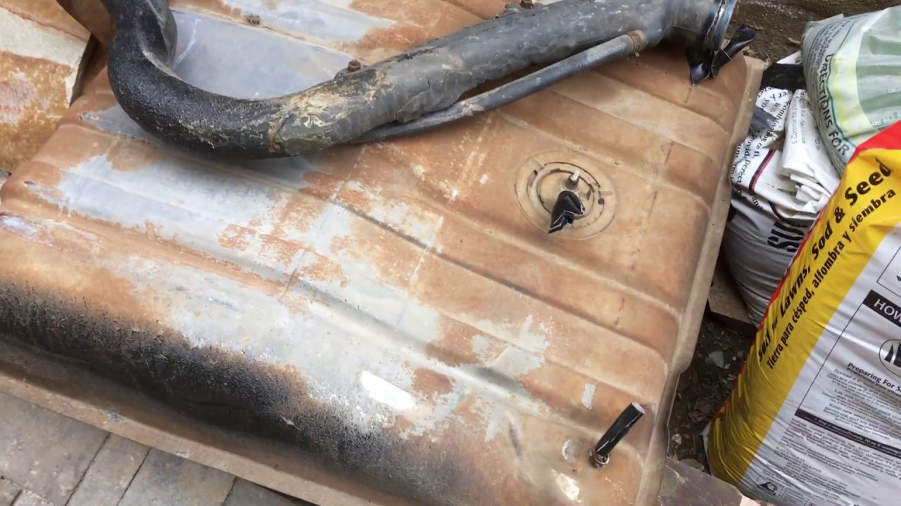 medium resolution of international harvester scout ii fuel tank and fuel system replacement