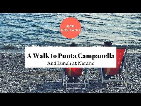 Day trip from Positano - A walk to Punta Campanella