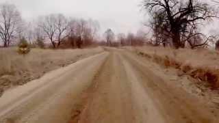 Ралли-спринт Гомельщина 2015 СУ-2 онборд