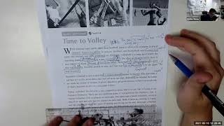 Publication Date: 2021-05-10 | Video Title: Time to Volley #豐富詞彙句結構 #詞彙或和句