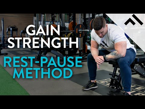 Rest-Pause for Strength Method Explained | Advanced Training Techniques