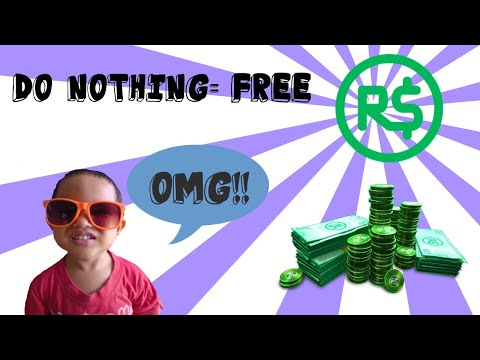 HOW TO GET FREE ROBUX WITHOUT DOING ANYTHING | 100% LEGIT | 2020