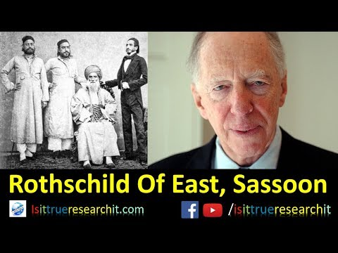 Rothschild of East, Sassoon | Illuminati in Tamil