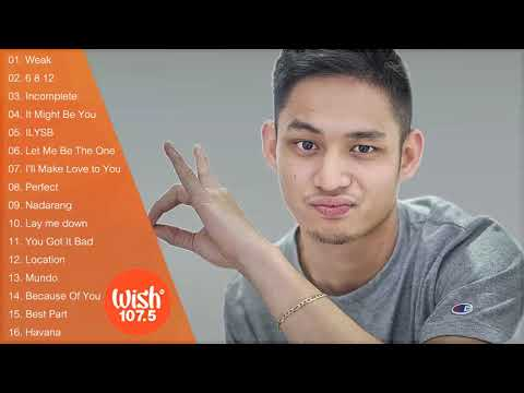 Michael Pangilinan Nonstop Love Songs - Michael Pangilinan Greatest Hits Full Playlist 2019
