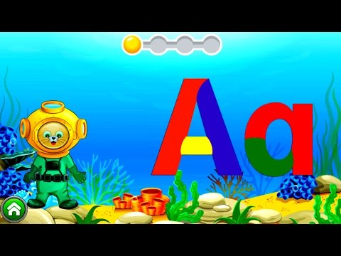 ABC learning for Children with Kids ABC Letters - Teaching Kids Alphabet, Educational