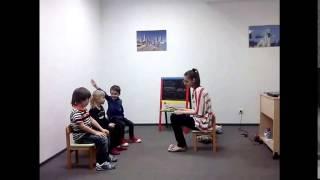 Урок английского языка для детей 4-5 лет(Курсы английского языка для взрослых и детей от 4 лет