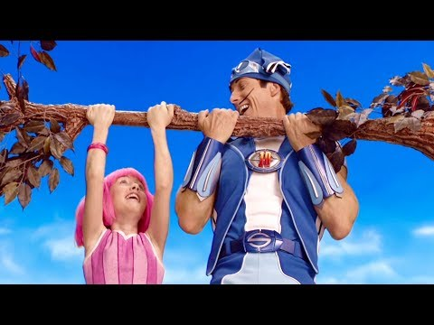 Lazy Town   LazyTown's New SuperHero   Lazy Town Songs for Kids