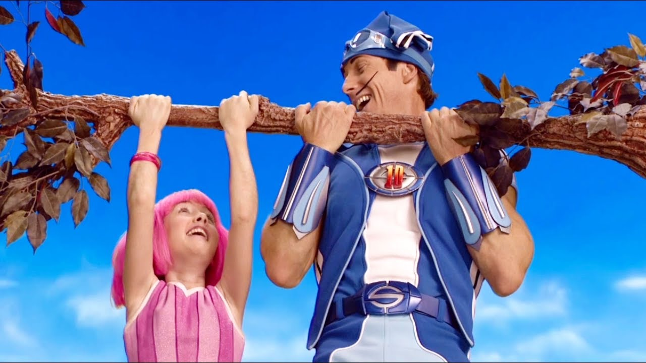 Lazy Town | LazyTown's New SuperHero | Lazy Town Songs for Kids ...