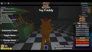 Finding Powerdown Office-FNAF/Roblox (Ep 1)