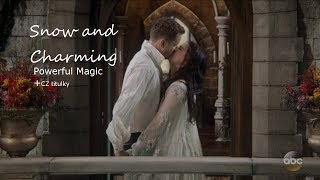OUAT 6x20 Snow and Charming sing ''Powerfull magic'' + CZ titulky HD