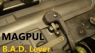 Magpul B.a.d. Lever