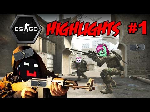 CSGO Highlights | Mejores Momentos #1