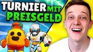 🔴Showdown Turnier MIT PREISGELD! Jeder kann mitspielen✅ | Brawl Stars deutsch live