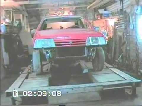 Кузовной ремонт ваз 2108