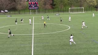 Gabriel McGregor Highline College Soccer Film