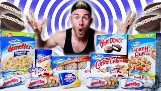 THE HOSTESS OVERLOAD CHALLENGE! (16,000+ CALORIES)