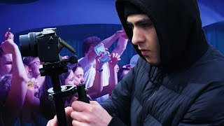 How I Film Nightclubs - Live Event Videography (Tips & Tricks 2018)