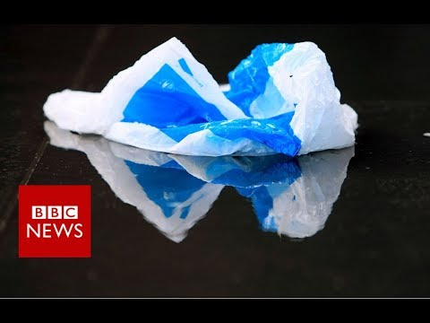 This country banned plastic bags - should we all do the same? - BBC News
