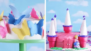 7 Easy and Adorable Cakes for Kids! | Desserts and Sweet Treat Recipes for Children by So Yummy