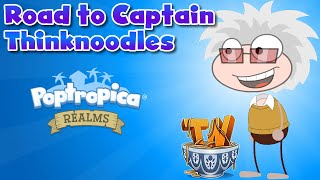 "Poptropica: Road to ""Captain Thinknoodles"" - Realms!"