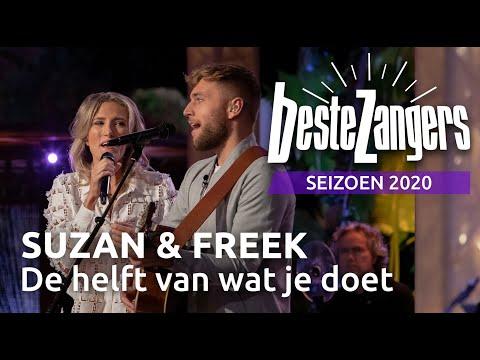 Suzan en Freek - De Helft Van Wat Je Doet