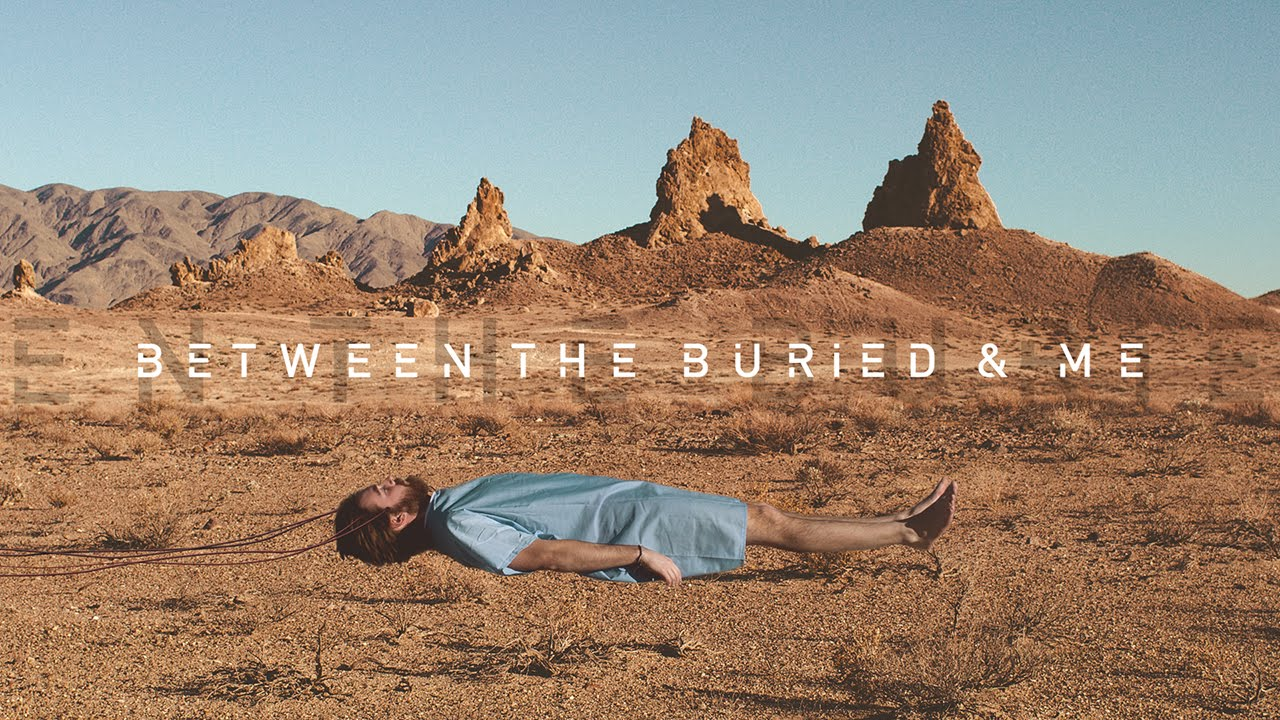 Between The Buried And Me Memory Palace Official Youtube