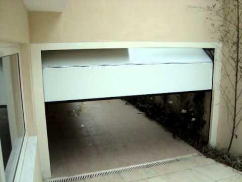 hormann porta seccional lpu 40 canelado l silkgrain. Black Bedroom Furniture Sets. Home Design Ideas