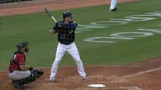 Donaldson goes yard for RubberDucks