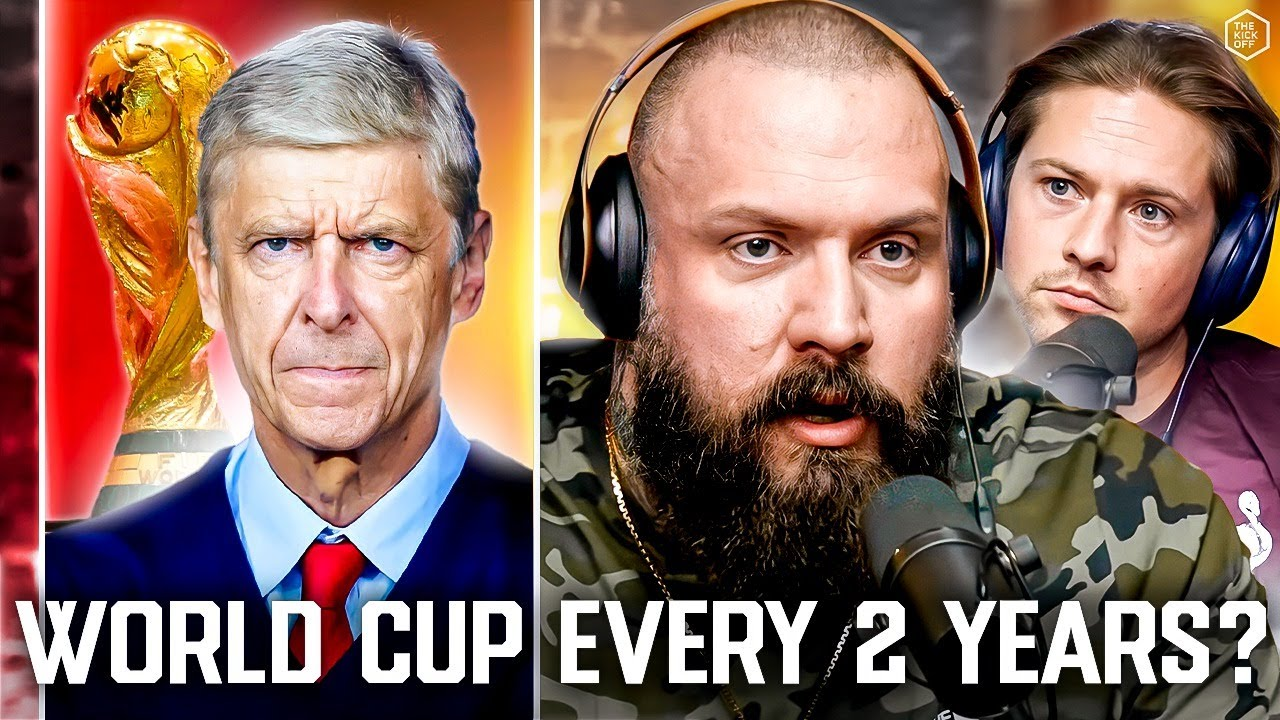 Download DEBATE: Should A World Cup Be Every TWO Years?