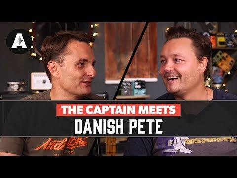 """The Captain Meets Peter """"Danish Pete"""" Honoré"""