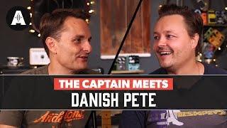 """The Captain Meets Peter """"Danish Pete"""" Honoré MP3"""