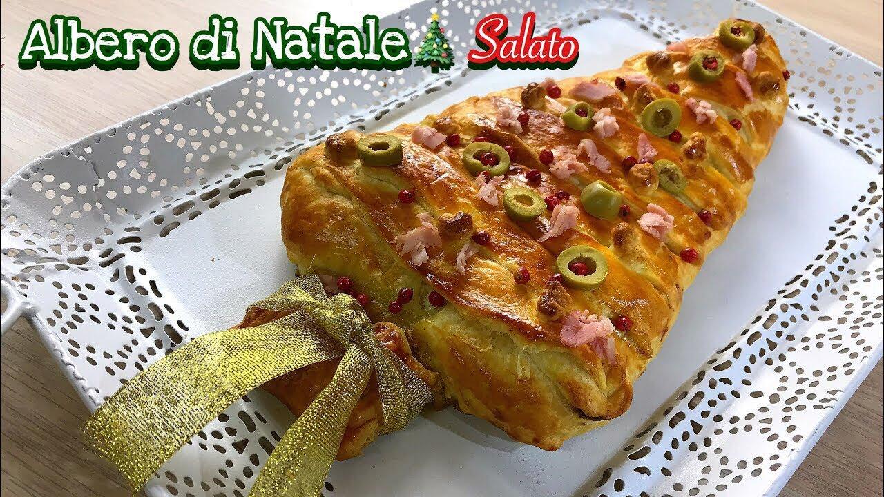 Ricetta Albero Di Natale Pasta Sfoglia Salato | Tutte le ...