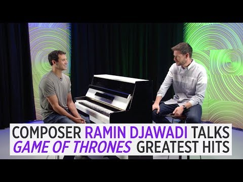 'Game of Thrones' theme composer Ramin Djawadi on the inspiration behind the original music