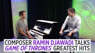 Baixar 'Game of Thrones' theme composer Ramin Djawadi on the inspiration behind the original music