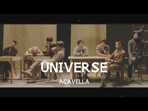 [Acapella] EXO - Universe (All Vocal)