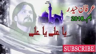 Irfan Haider 2018 Promo