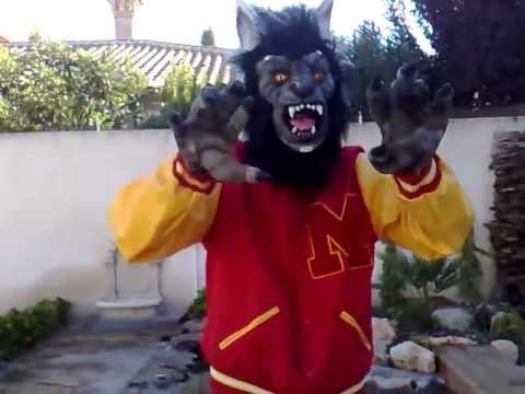 Michael Jackson Thriller Werewolf Costume