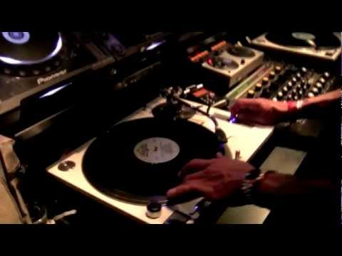 """DAVID MORALES @ CLUB SHELTER NYC """"THE OZONE LAYER"""" 22 1 2012 # 2"""