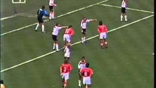 Футбол България - Германия 1994 - Второ полувреме Част 3/4