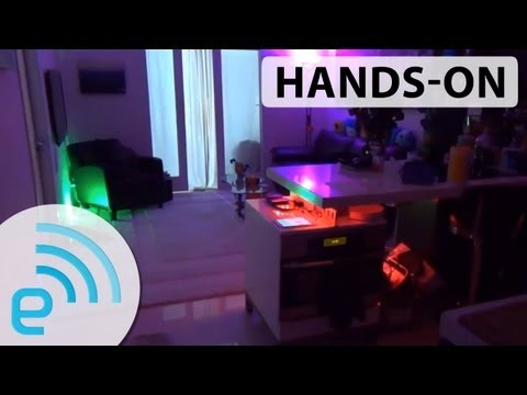Philips Hue LightStrips and Bloom hands-on | Engadget