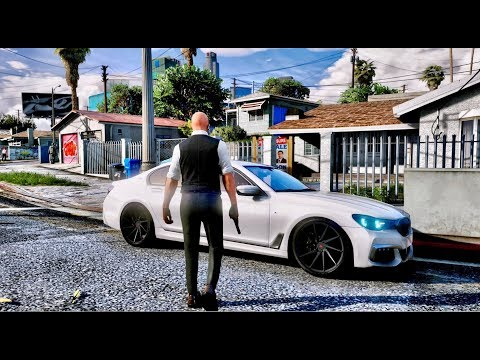 GTA 6 - Photorealistic Graphics 2018 |  BEST BMW M Cars GAMEPLAY! 60 FPS GTA V MOD