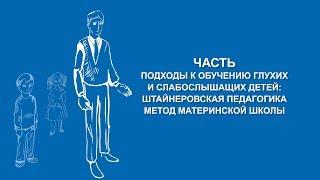Ольга Успенская: Подходы к обучению глухих и слабослышащих детей | Вилла Папирусов