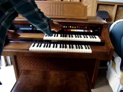 Lowrey Jubilee Organ Youtube