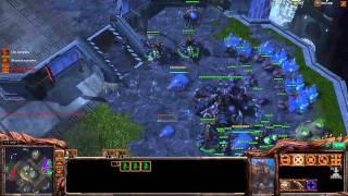 ROOTDestiny (Z) vs. CombatEX (P) (CatZ on Skype) [Game 14] - Starcraft 2 Ladder
