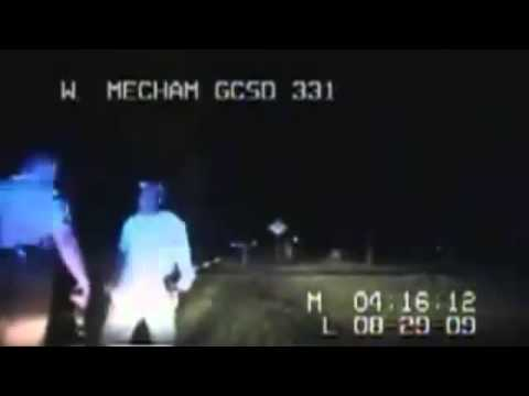 Police Shootout - Corporal Wes Mecham - Guilford County