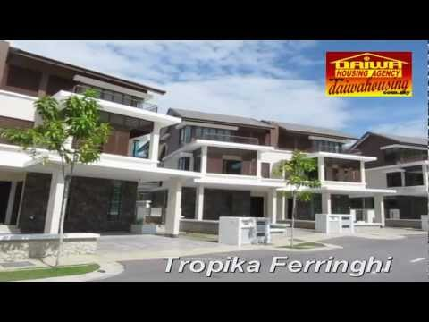 Penang Batu Ferringhi Tropika Ferringhi Luxury Semi-D House For Sale To Let