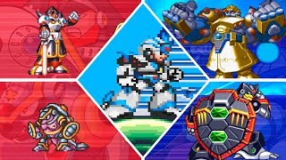 Mega Man X Legacy Collection X Challenge Vol 1 - All Bosses