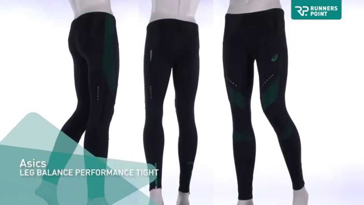 asics leg balance tight