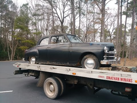 1949 Plymouth New Addition
